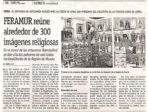 DIARIO EL FARO-LORCA ACTUALIDAD.