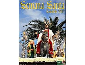 CARTEL SEMANA SANTA CASARICHE