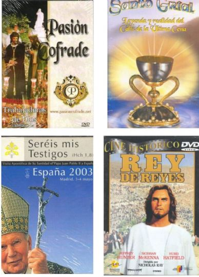 DVD PASION COFRADE