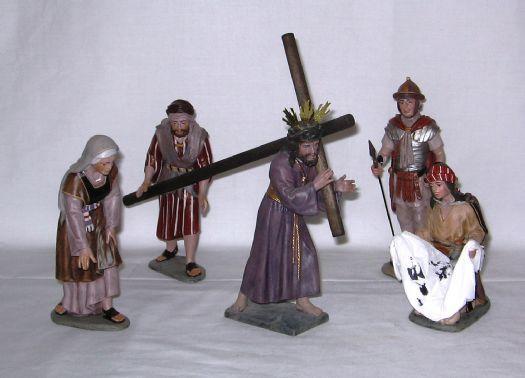 GRUPO JESUS CAMINO DEL CALVARIO-JOSE LUIS MAYO