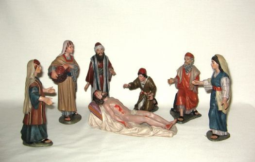 GRUPO ENTIERRO DE JESUS JOSE LUIS MAYO