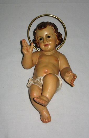 NIÑO JESUS DE CUNA A289